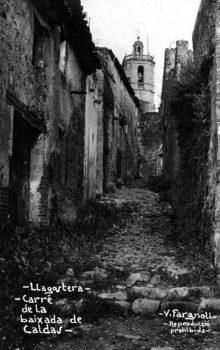 Baixada de Caldes-1920
